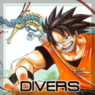 One piece image divers