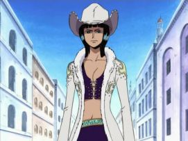 Nico Robin - Miss All Sunday