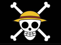 Monkey d luffy chapeau de paille personnage one piece - One piece equipage luffy ...