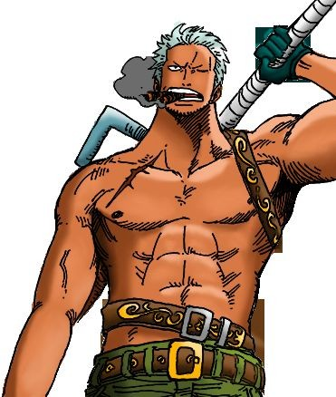 image One Piece color